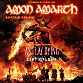AmonAmarth SurturRising 2011