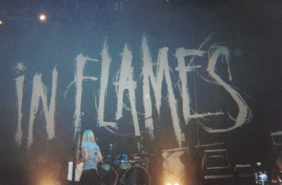 InFlames ZenithParis 2008